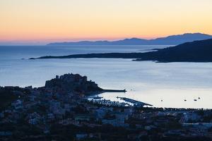 Calvi before Sunrise by Frank Lukasseck