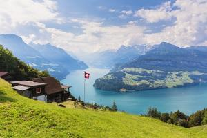 Lake Lucerne by Frank Lukasseck