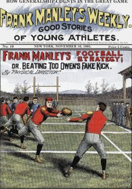 Frank Manley's Football Strategy