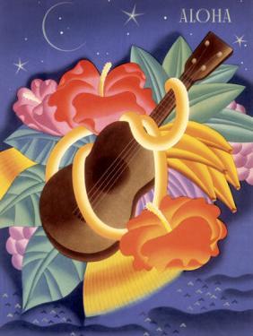 Aloha Ukulele by Frank Mcintosh