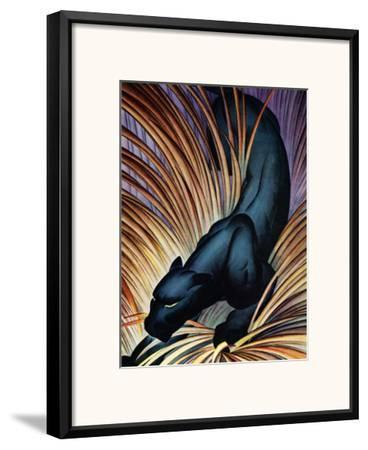 Black Panther by Frank Mcintosh