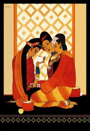 Burma-Gossip by Frank Mcintosh