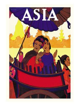 Burma, The Golden Landscape by Frank Mcintosh