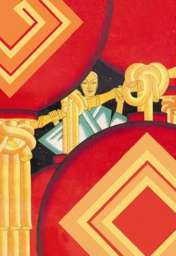 Feast of Lanterns by Frank Mcintosh