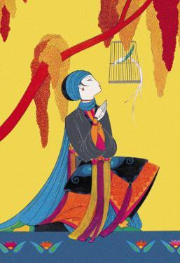 The Talking Bird by Frank Mcintosh