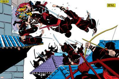 Wolverine No.2 Group: Wolverine by Frank Miller