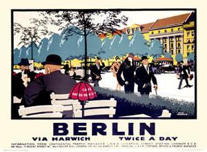Berlin by Frank Newbould