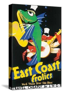East Coast Frolics by Frank Newbould