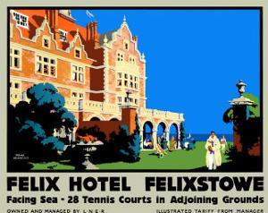 Felix Hotel by Frank Newbould