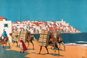 Jaffa, from the Series 'Buy Jaffa Oranges' by Frank Newbould