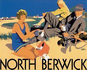 North Berwick by Frank Newbould