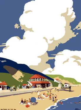 Saltburn-by-the-Sea, LNER, 1923-1947 by Frank Newbould