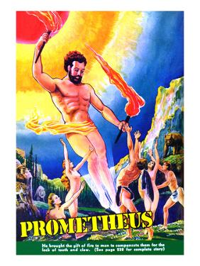 Prometheus by Frank R. Paul