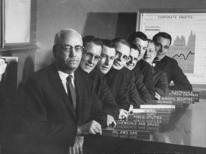 Board of Directors During Corporation Proxy Fight by Frank Scherschel