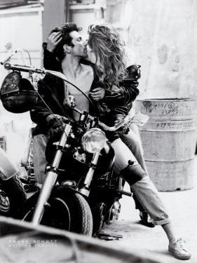 Harley Davidson by Frank Schott