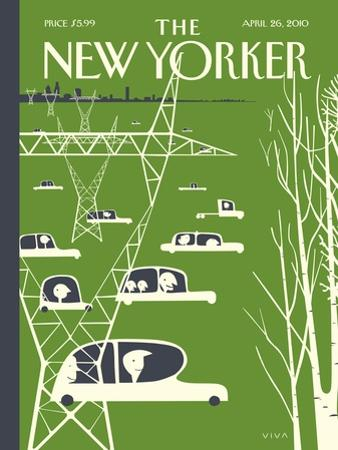 The New Yorker Cover - April 26, 2010