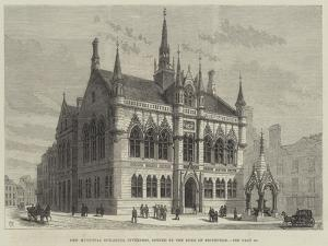 New Municipal Buildings, Inverness, Opened by the Duke of Edinburgh by Frank Watkins