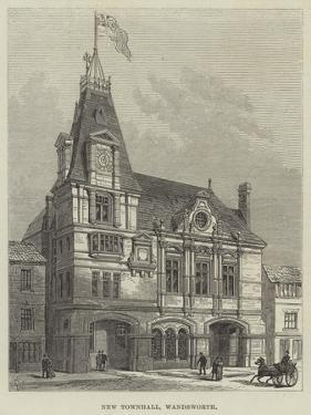 New Townhall, Wandsworth by Frank Watkins