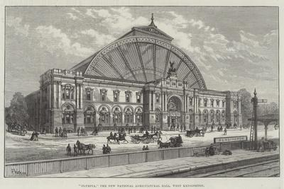 Olympia, the New National Agricultural Hall, West Kensington
