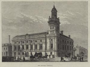 The Holborn Townhall by Frank Watkins