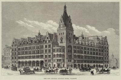 The New Central Station Hotel, Glasgow