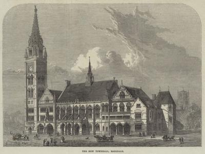 The New Townhall, Rochdale by Frank Watkins