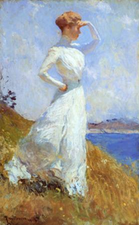Sunlight by Frank Weston Benson