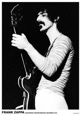 Frank Zappa Amsterdam 1970