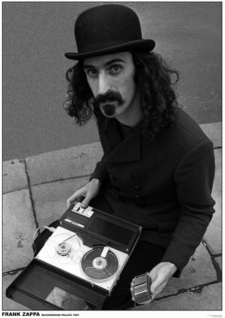 Frank Zappa – Buckingham Palace 1967