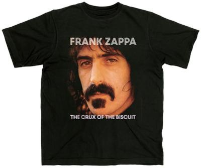 Frank Zappa- Crux of the Biscuit