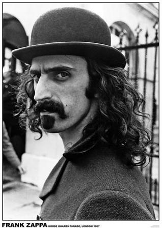Frank Zappa - Horse Guards Parade, London 1967