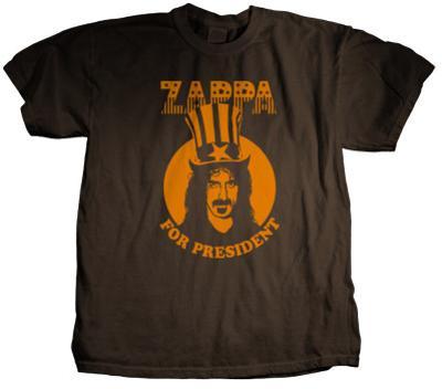 Frank Zappa - President