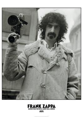 Frank Zappa- Royal Albert Hall