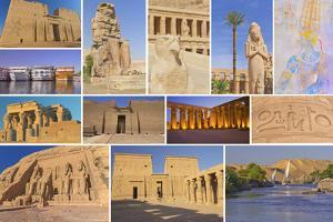 Travel to Egyptian Temples by frank11