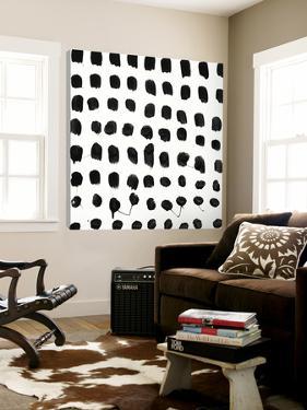 Black and White E by Franka Palek