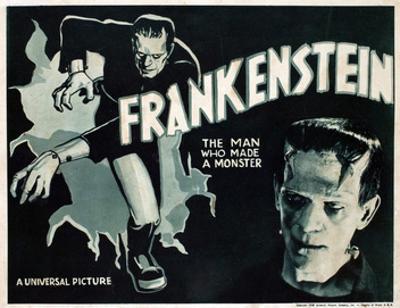 Frankenstein, Boris Karloff, 1931