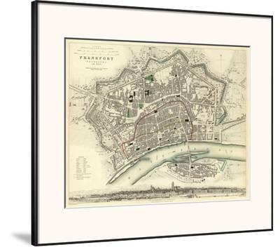 Frankfurt, Germany, c.1837