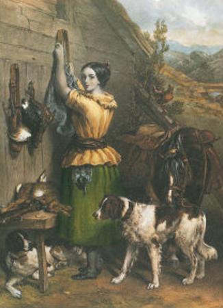 Gamekeeper's Daughter