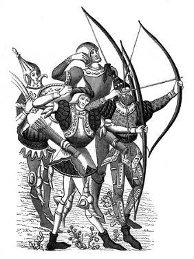 Frankish Archers, 15th Century