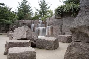 Franklin Delano Roosevelt Memorial, Washington, D.C.,