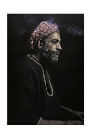 An Informal Portrait of a Tunisian Man