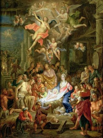 The Adoration of the Shepherds, 1741