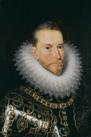 Portrait of Albert VII, Archduke of Austria (1559-162), Early 17th C
