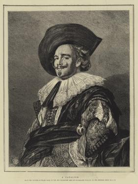 A Cavalier by Frans Hals