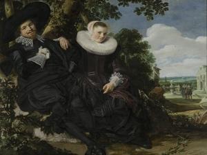 Portrait of a Couple by Frans Hals