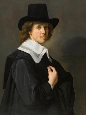 Portrait of a Gentleman, 1644 by Frans Hals