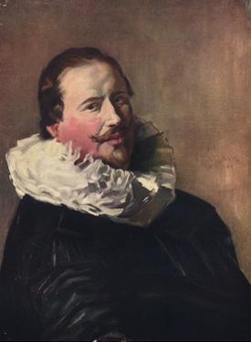 Portrait of a Man in his Thirties, 1633, (1903) by Frans Hals