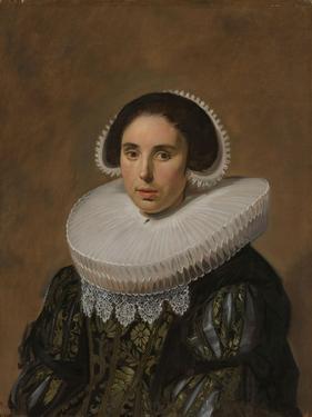 Portrait of a Woman, c. 1635 by Frans Hals