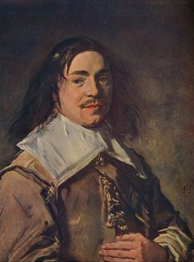 'Portrait of a Young Man', 1650-55 by Frans Hals