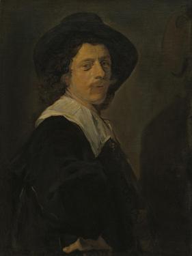 Portrait of an Artist, 1644 by Frans Hals